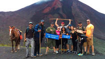 Pacaya Volcano Tour and Hot Springs with Lunch from Guatemala City, Guatemala City, Day Trips