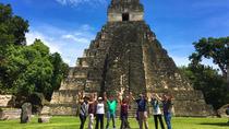 Tikal Maya Ruins Full Day Tour from Guatemala City, Guatemala City, Private Sightseeing Tours