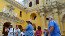Visita a pie por Antigua Colonial por la mañana, Antigua, Walking Tours