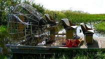 1-Hour Private Air Boat Tour of the Everglades, Miami, Eco Tours
