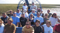 1 Hour Share A Ride Wildlife Adventure in the Everglades National Park, Miami, Airboat Tours