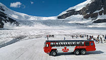 Columbia Icefield Tour including the Glacier Skywalk from Calgary, Calgary, White Water Rafting & ...