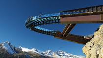 Glacier Skywalk Admission, Jasper, Helicopter Tours