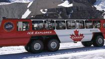 Ice Explorer Glacier Tour and Glacier Skywalk, Jasper, Ski & Snow