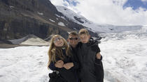 Il tour Columbia Icefield include la Glacier Skywalk da Jasper, Jasper, Tour di una giornata