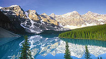 Mountain Lakes and Waterfalls Day Trip from Banff, Banff, White Water Rafting & Float Trips
