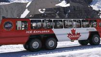 Tour in Ice Explorer del ghiacciaio e Glacier Skywalk, Jasper
