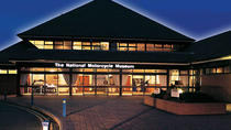 National Motorcycle Museum Family Admission, Birmingham, Museum Tickets & Passes
