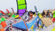 Kiteboarding Lesson in Cartagena