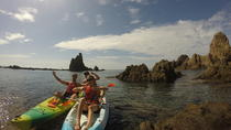 Kayak Tour of Cabo de Gata Natural Park, Almeria, Kayaking & Canoeing