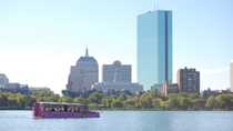 Tur med Boston Duck , Boston, Duck Tours