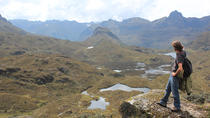 Private Trekking Full-Day Tour at Cajas National Park, Cuenca, Private Sightseeing Tours