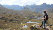 Shared Trekking Full-Day Tour at Cajas National Park, Cuenca, Full-day Tours