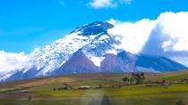 'Tren de los Volcanes' Experience: Ambato - El Boliche - Ambato, Quito, Rail Tours