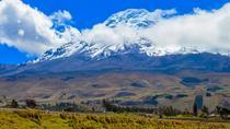'Tren del Hielo I' Experience: Riobamba - Urbina - La Moya - Riobamba, Quito, Rail Tours
