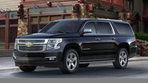 Seattle-Tacoma International Airport  Arrival Private Transfer by Luxury SUV, シアトル