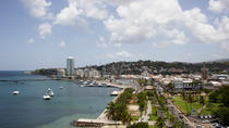 Walking tour of the downtown of Fort de France, Martinique, Cultural Tours
