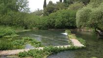 Caesarea Philippi and National Parks Dan and Nimrod Tour of the Northern israel, Tel Aviv, Private ...