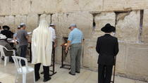 Jewish Heritage Private Tour to Jerusalem from Tel Aviv, Tel Aviv, Historical & Heritage Tours