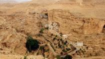 Monasteries of the Judean Desert, Jerusalem, Private Sightseeing Tours