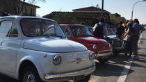 Fiat 500 Vintage rental, Florence, Wedding Packages