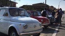 Fiat 500 Vintage rental, Florence, Wedding Packages