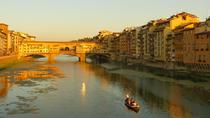 Gondola: a 1-Hour Panoramic Tour on a Real Florentine Barchino, Florence, Gondola Cruises