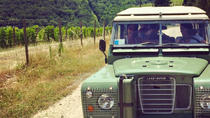 Off-Road Tuscan Wine Tour from Castellina in Chianti, Chianti, Wine Tasting & Winery Tours