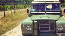 Off-Road Tuscan Wine Tour from Greve in Chianti, Chianti, Wine Tasting & Winery Tours