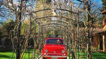 Private 500Fiat tour in Tuscany, Florence, Private Day Trips