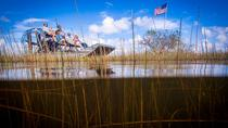 Everglades Tour, Airboat, Wildlife Exhibit and Miami Transport, Everglades National Park, Airboat ...