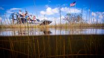 Everglades Tour, Airboat, Wildlife Exhibit y Miami Transport, Parque nacional de los Everglades, Tours en hidrodeslizador