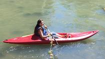 Single Person Kayak Day Trip On The Blue River In Indiana, Indiana, Self-guided Tours & Rentals