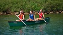 Three Person Single Day Trip with Canoe Along The Blue River in Indiana, Indiana, Self-guided Tours ...