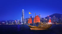 Aqua Luna: Evening Cruise at Victoria Harbour Hong Kong, Hong Kong SAR, Night Cruises