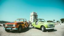 Tour of Belém in a Renault - 4L with Port Wine Tasting and Pasteis de Nata, Lisbon, City Tours