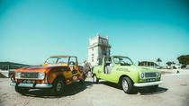 Tour to Belém in a Renault - 4L with Port Wine Tasting and Pasteis de Nata, Lisbon, Private ...