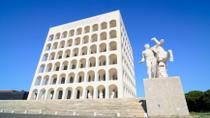 Rome's Fascist Past: Walking Tour of Mussolini's EUR District, Rome, Private Sightseeing Tours