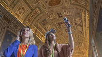 Skip the Line: Vatican Museums, Sistine Chapel and St Peter's Basilica Half-Day Walking Tour, Rome,...