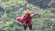 100% Adventure Park Combo: Zipline, Superman and Mega Tarzan Tour in Monteverde, Monteverde, ...