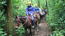 Horseback Riding at 100% Aventura Park, Monteverde, Horseback Riding