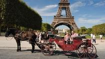 Romantische rit door Parijs in paardenkoets, Paris, Private Sightseeing Tours