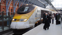 London St Pancras Eurostar Private Arrival Transfer to Central London Hotel, London, Airport &...