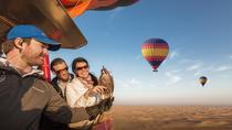Hot Air Balloon with Gourmet Breakfast and Wildlife Safari from Dubai, Dubai, Balloon Rides