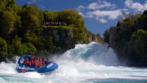 Hukafalls Jet Boat Ride from Taupo, タウポ
