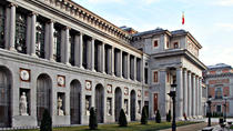 Literary Quarter and Paseo del Prado Guided Tour in Madrid, Madrid, City Tours