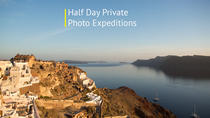 HALF DAY PRIVATE PHOTO EXPEDITIONS, Santorini, Photography Tours