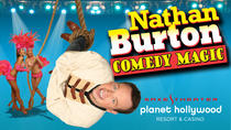 Nathan Burton Magic Show au Planet Hollywood Resort and Casino, Las Vegas, Family-friendly Shows