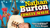 Nathan Burton Magic Show in het Planet Hollywood Resort and Casino