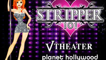 Strippen voor beginners in het Planet Hollywood Resort & Casino, Las Vegas, Adults-only Shows